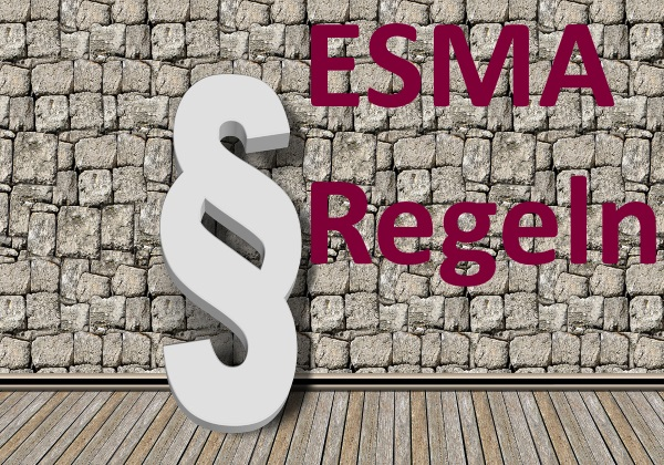 ESMA regelt die Höhe des Risikos beim Broker
