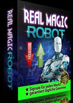 Real Magic Robot