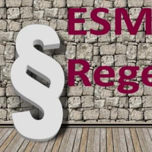 ESMA Regeln